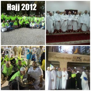 Hajj 2012 Collage
