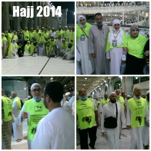 Hajj 2014 Collage