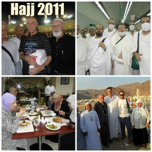 Hajj 2011 Collage