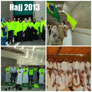 Hajj 2013 Collage
