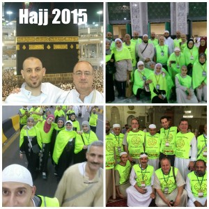 Hajj 2015 Collage